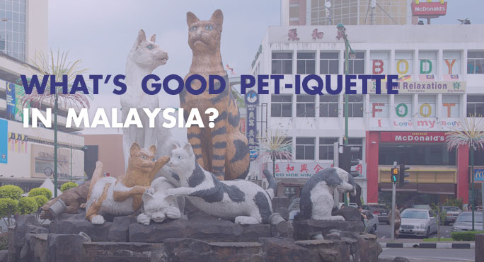 What is good petiquette in Malaysia