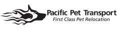 Pacific Pet Transport Logo